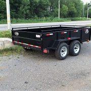 Remorque Laroche 2x3500 lbs LA13DE