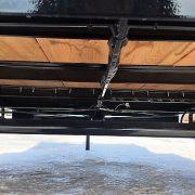 Remorque 5x10 Laroche LA13DE 2x3500 lbs freins côtés 16 po