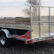 Remorque 68x132 essieu 2500 lbs porte rampe UG-68132 Remeq