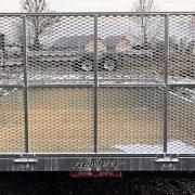 Remorque Remeq 68x132 essieu 2500 lbs porte rampe UG-68132