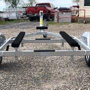 Remorque à chaloupe 14-16 pieds acier galvanisé Remeq
